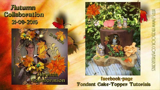 SweetAutumCollaboration2016 Autumn owl