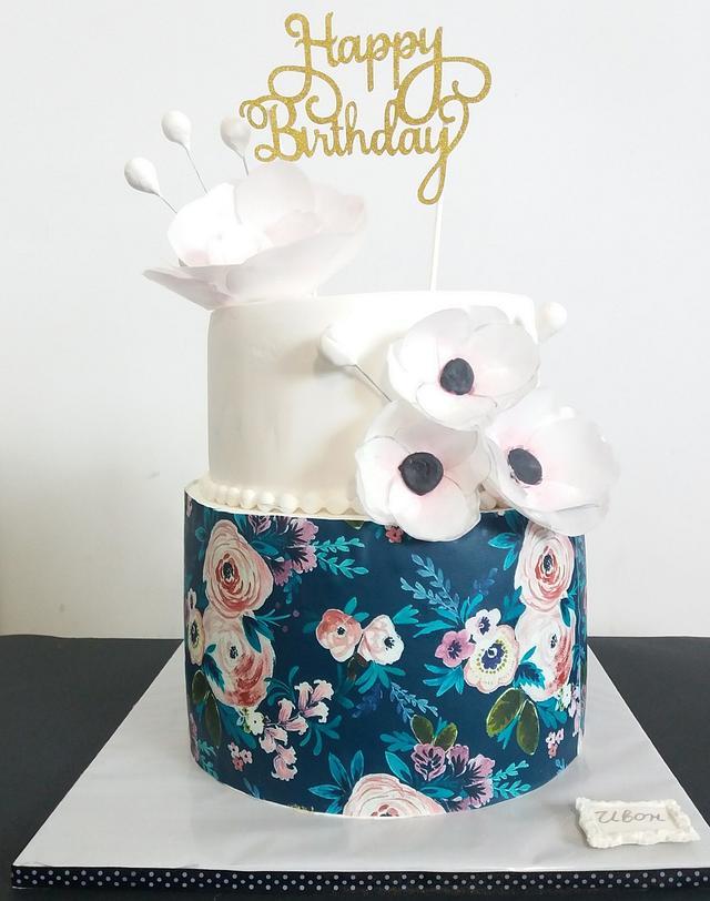 cake for my girl - IVON