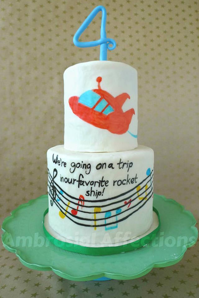 Strange Little Einsteins Birthday Cake Cake By Cakesdecor Funny Birthday Cards Online Alyptdamsfinfo