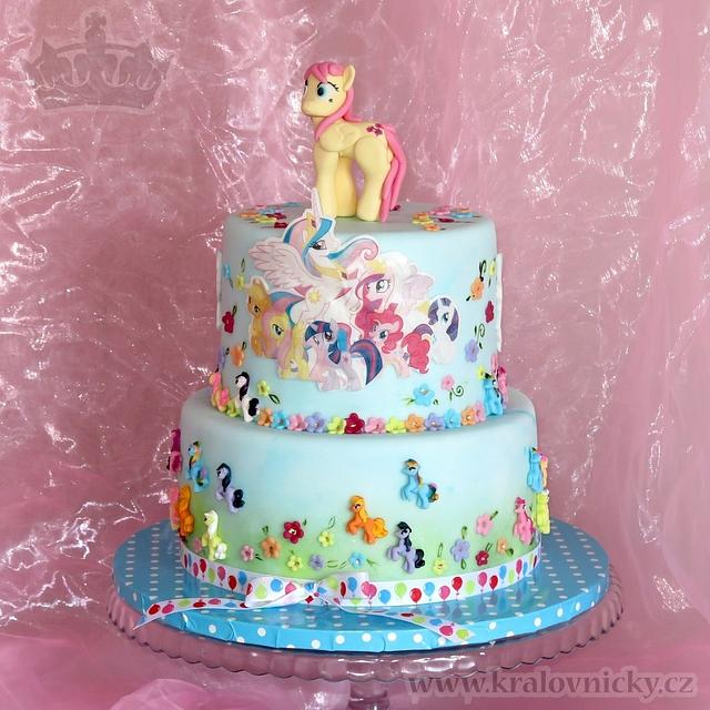 Little Ponies for Little Lady