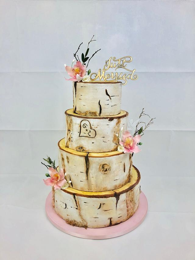 Champêtre cake