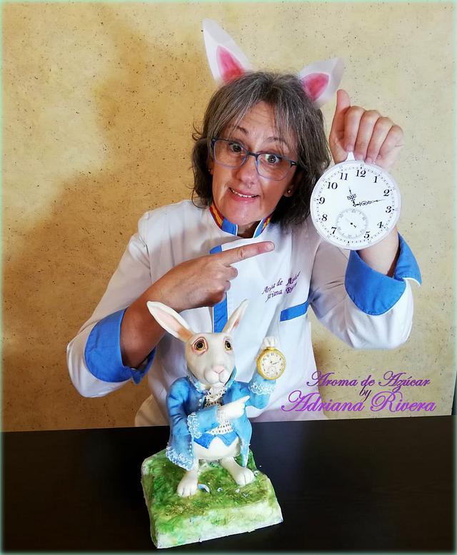 Crazy Rabbit Alice