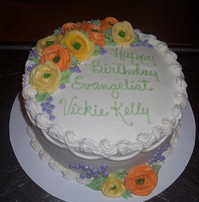 Birthday - Vickie K