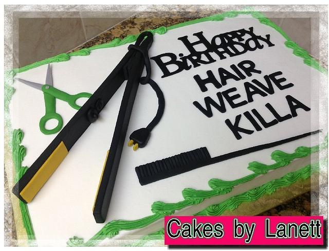 Stylist Cake