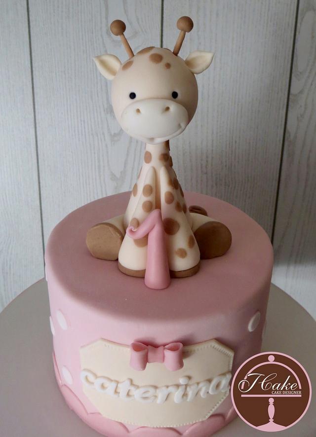 camelopard cake
