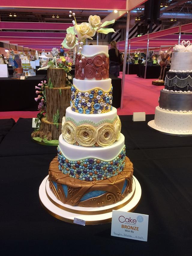 Wedding Cake Entry CI November 2016