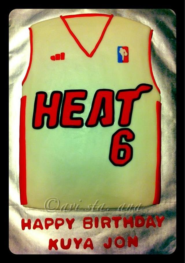 Miami Heat Jersey
