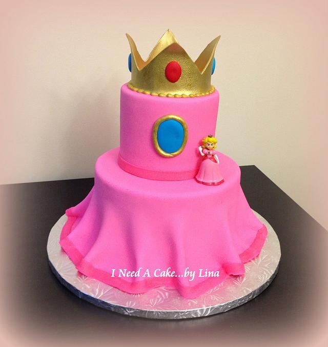 Princess Peach Super Mario Bros.