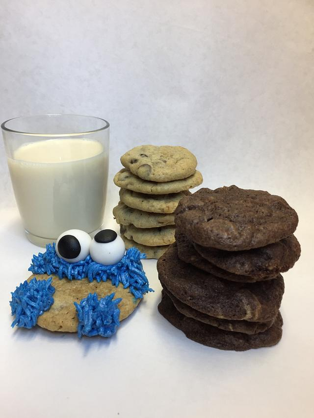 CHOCOLATE CHIPS COOKIES!!!