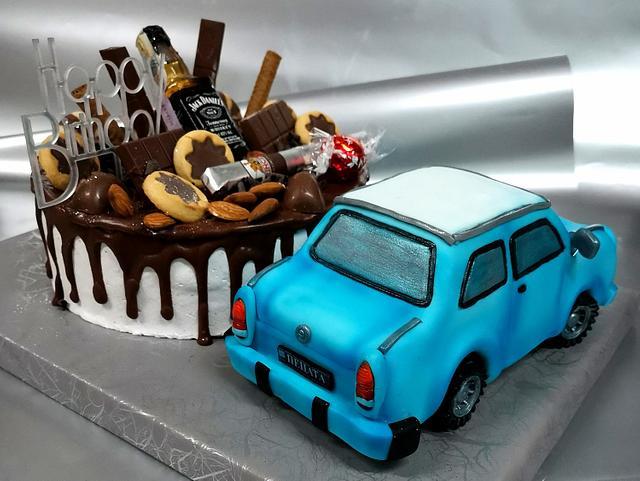 Cake Trabant 601