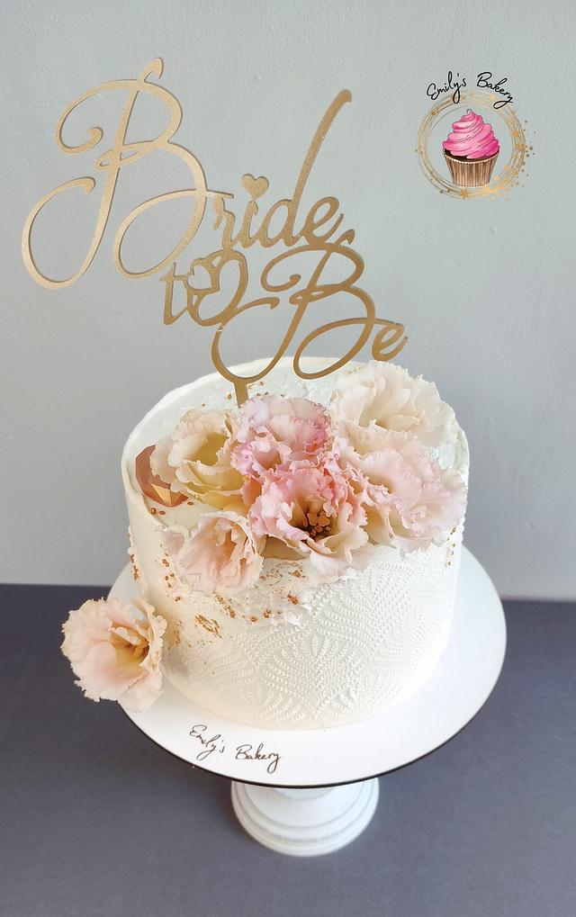 Bride To Be...