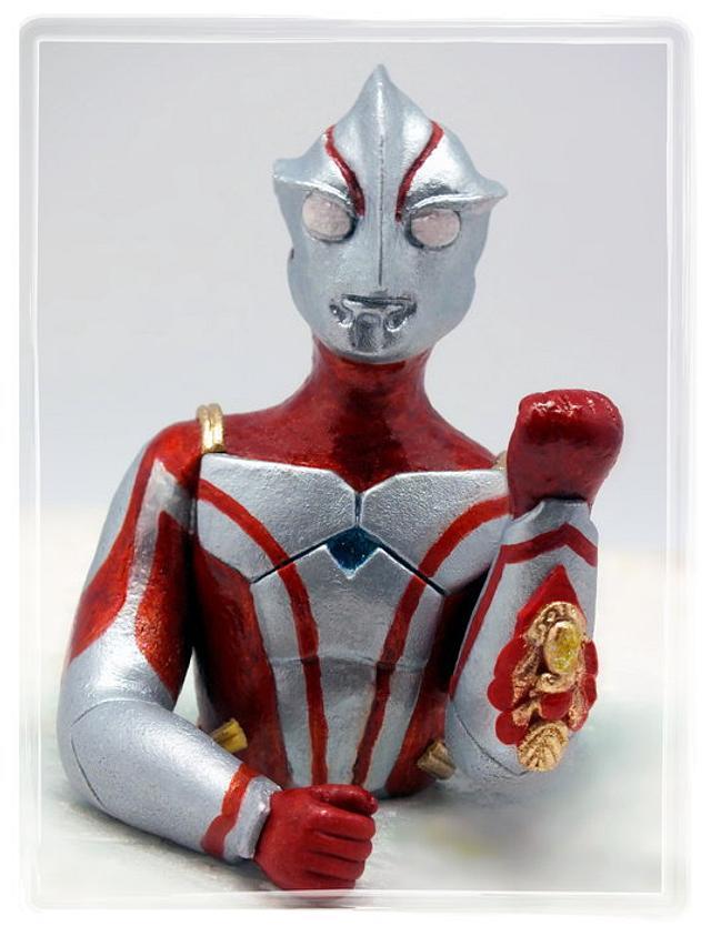 Ultraman Mebius!