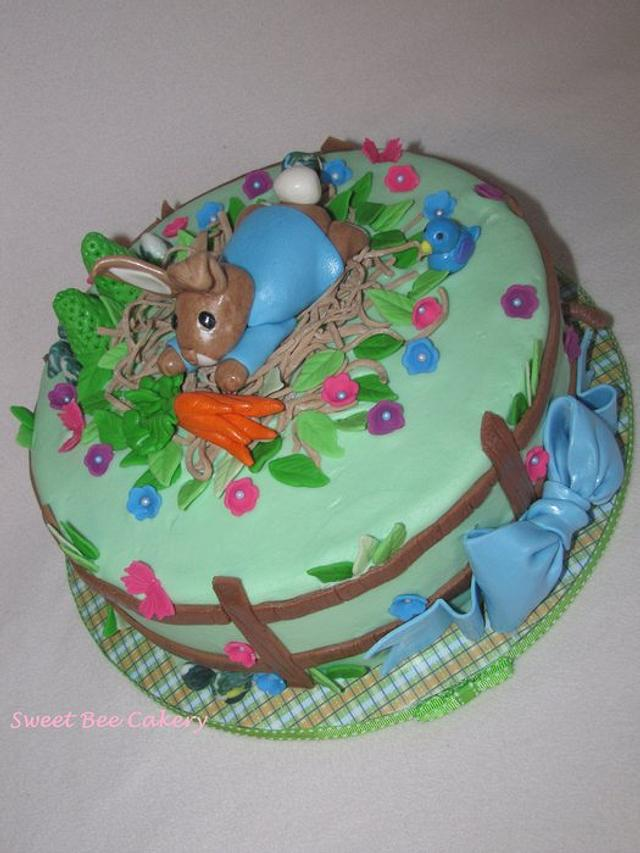 A Peter Rabbit Easter
