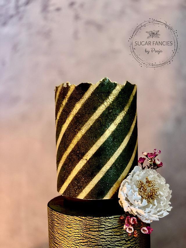 Striped Sugarsheet