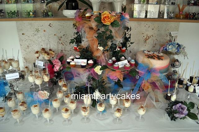 Enchanted Sweet Table