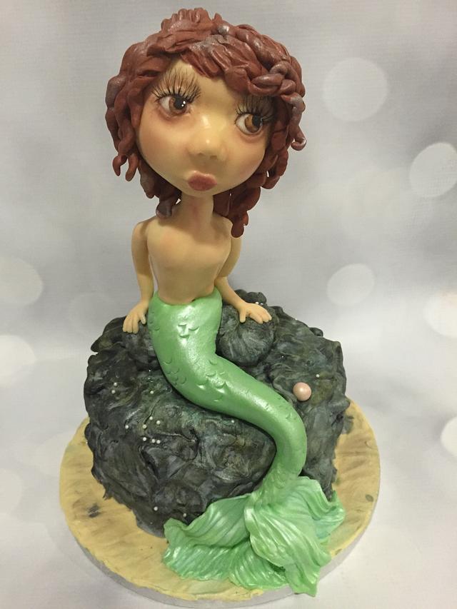 Mermaid topper