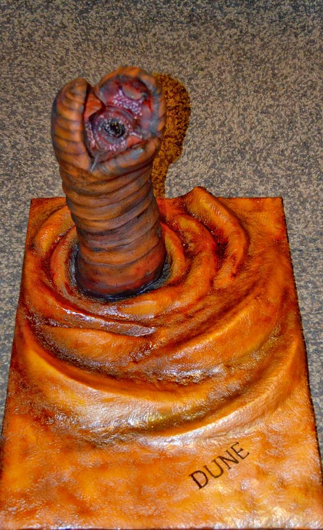 Dune sandworm monsters colab