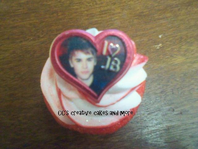 JB cupcakes