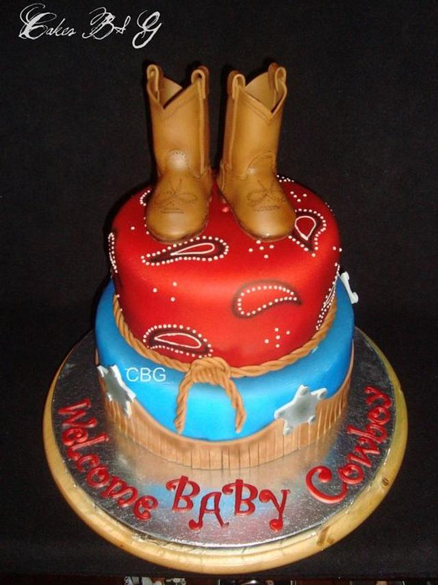 """Baby Shower """"Cowboy Themed"""""""