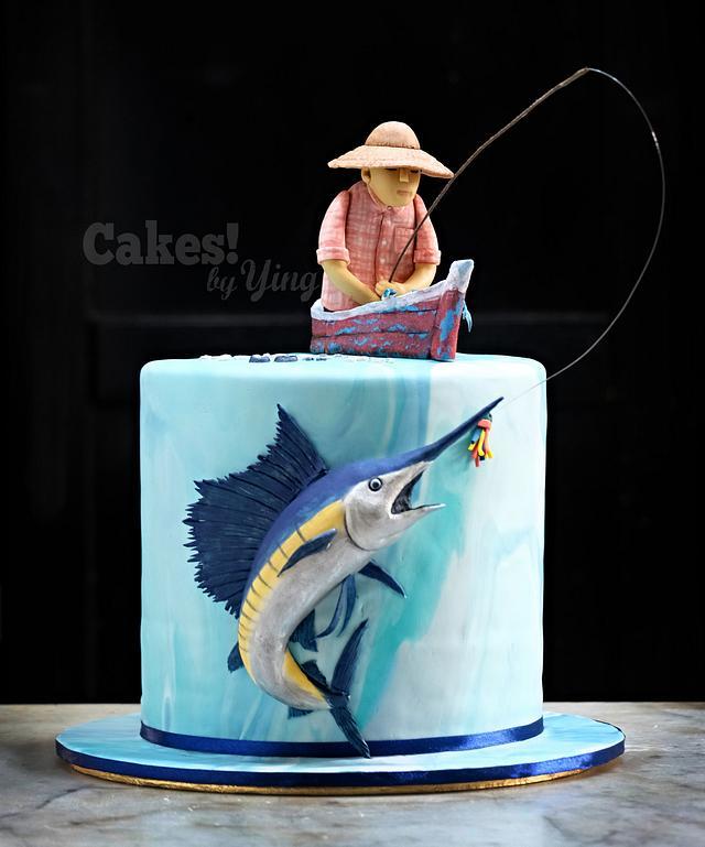 Fisherman's dream catch