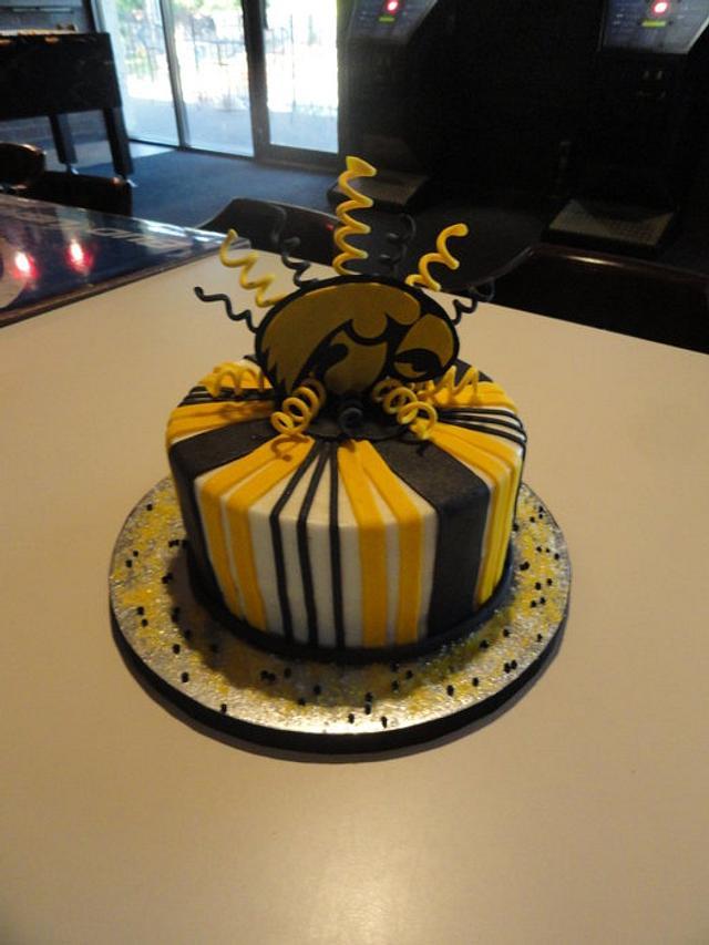 Iowa Hawkeyes Birthday
