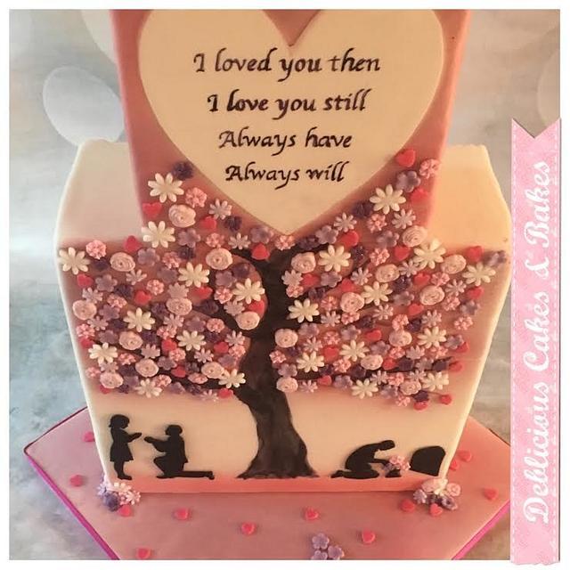 Cuties Love is Love Collaboration piece - Everlasting love