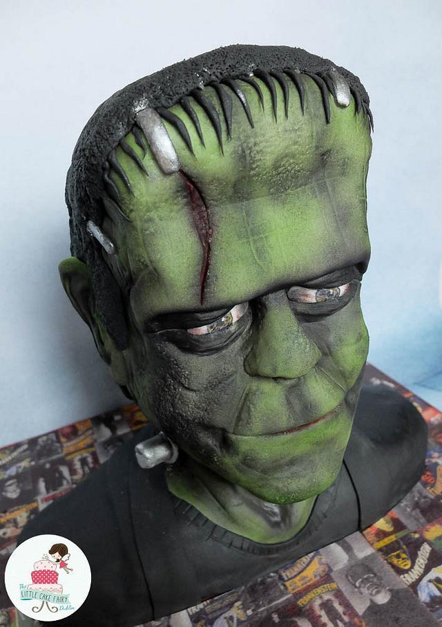 Frankenstein - Cakensteins Monsters Collaboration