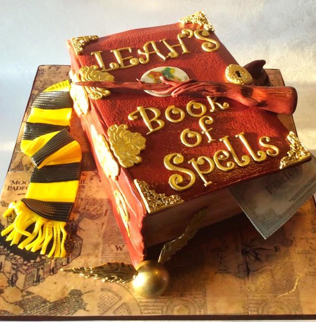 Leah's Magical Birthday Cake