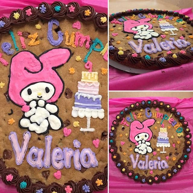 MY MELODY CHOCOLATE CHIPS COOKIE