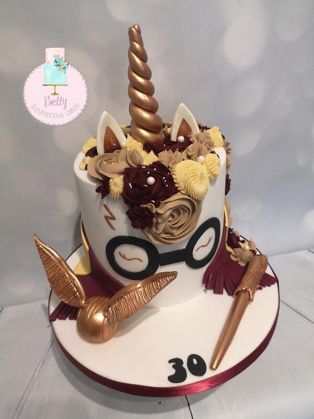 Harry Potter Unicorn