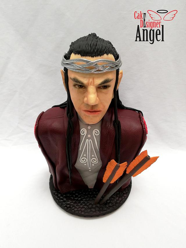 """ELROND """"The Lord of the Rings"""""""