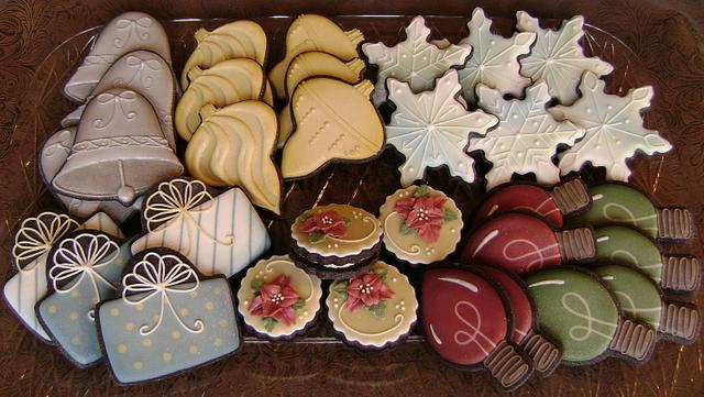 Christmas Twinkle - Chocolate Delights Cookie Set