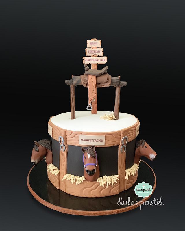 Torta Caballos Medellín
