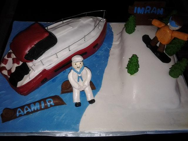 Yummy 3D Cakes