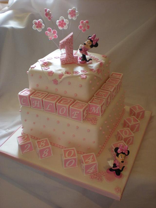 Chloes birthday cake