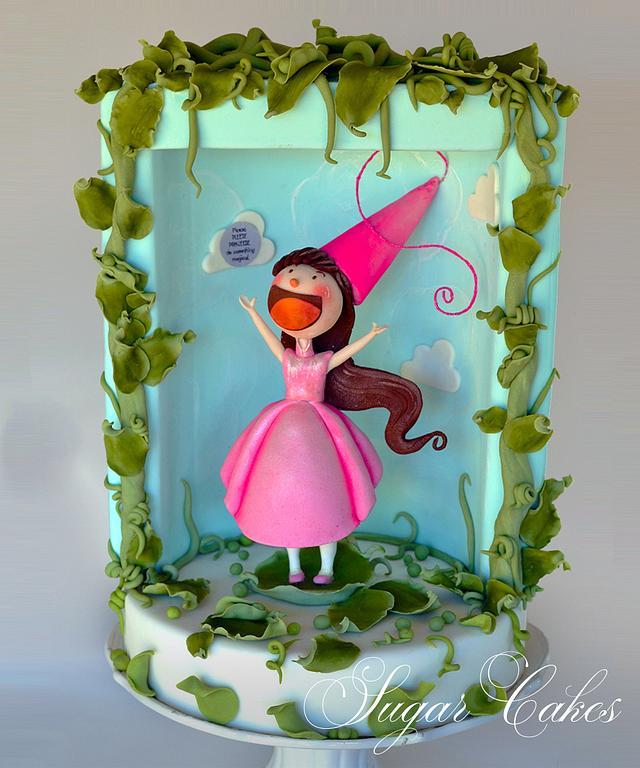 Little Princess for William Joyce Collaboration