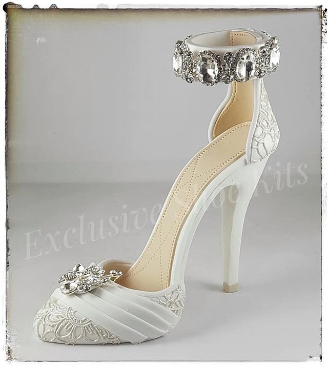 Wedding Lace Stiletto 2