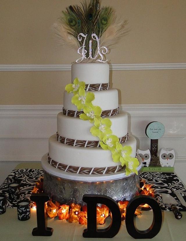 I DO! Wedding Cake