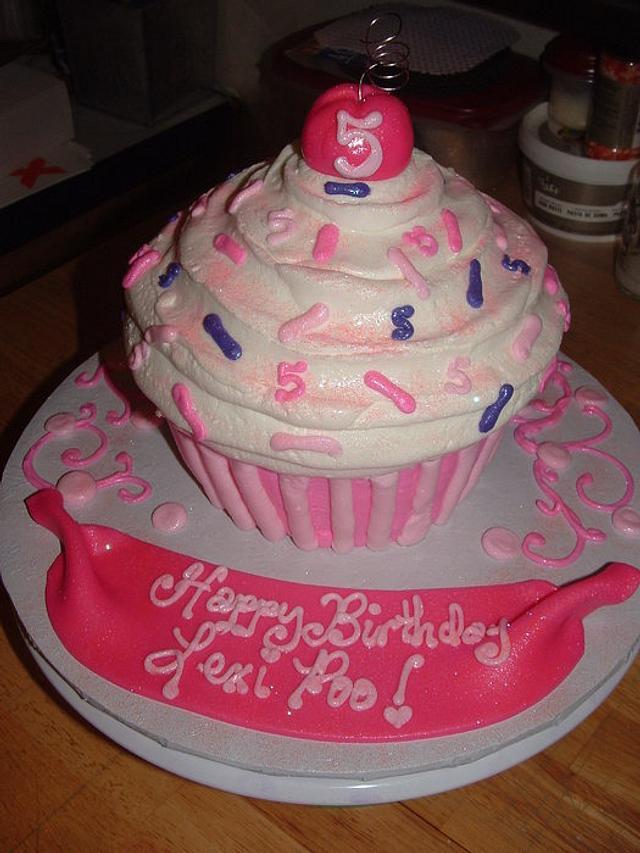 Lexi's Cupcake