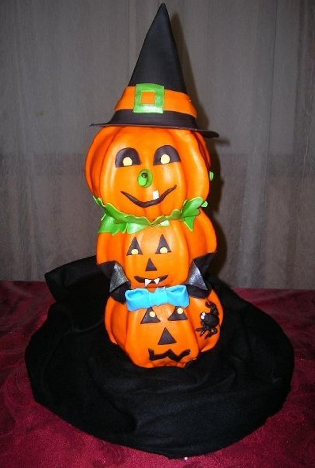 Pumpkin in Disguse