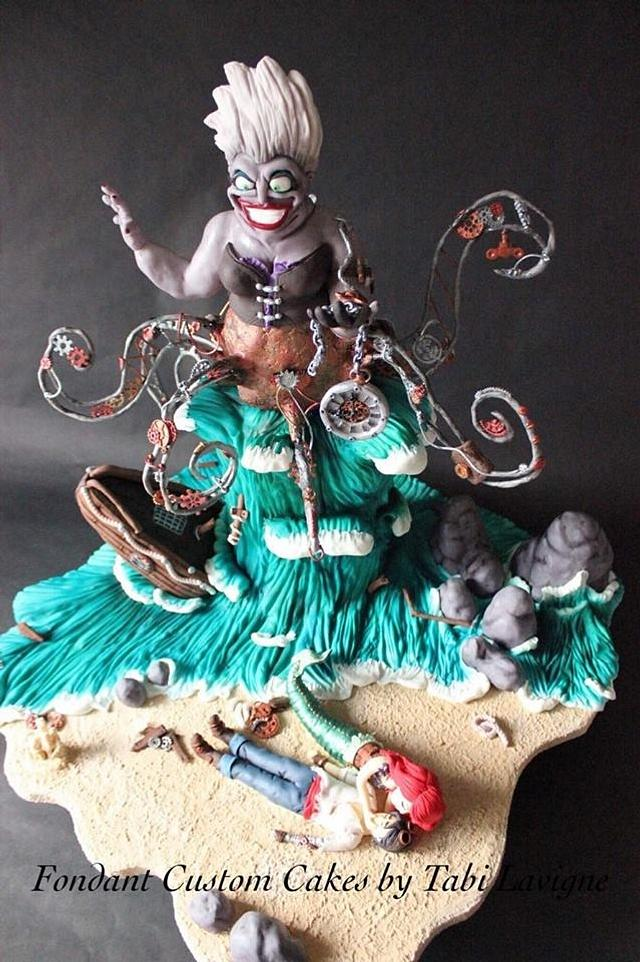 Steampunk Little Mermaid