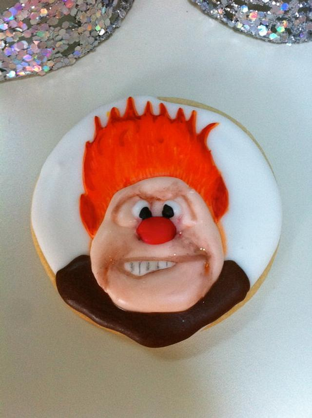 The Year Without A Santa Claus Cookies