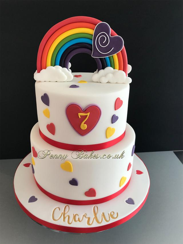 Fabulous Charlies Special Birthday Cake Cake By Penny Sue Cakesdecor Personalised Birthday Cards Petedlily Jamesorg