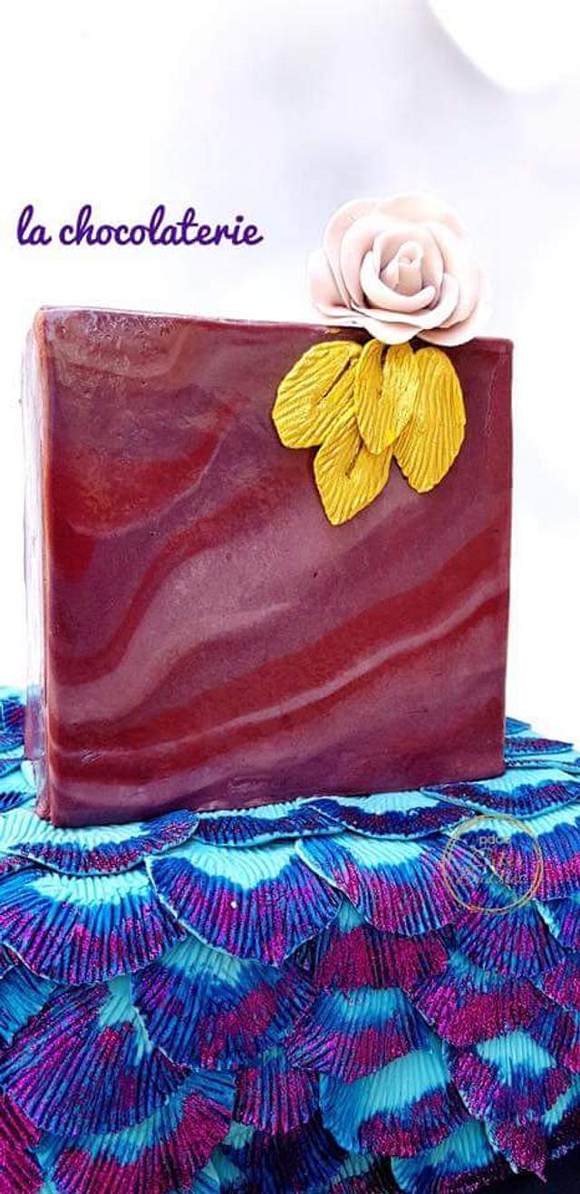 CAKER BUDDIES ULTRA VOILET COLLABORATION: DAZZLER