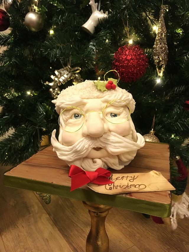 Santa Christmas Bauble