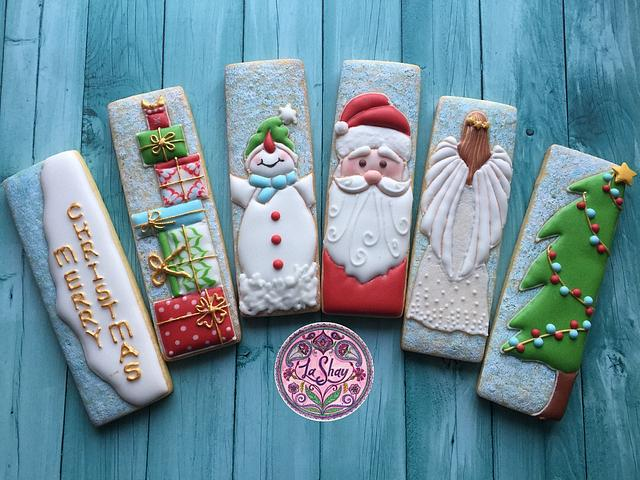 Christmas Cookie Sticks