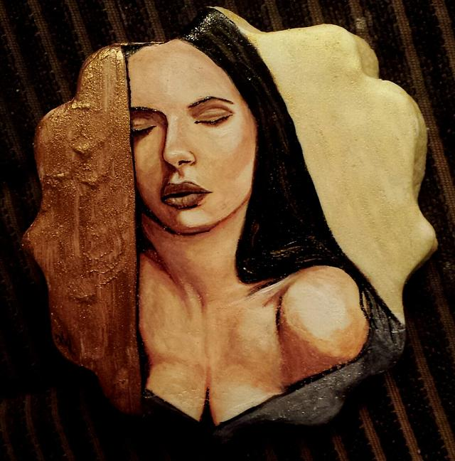 """Dreaming """"hand painted cookie"""""""