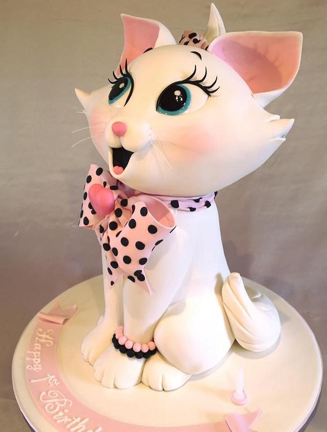 3D Marie cake