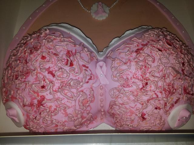 Breast Cancer Charity Bakes
