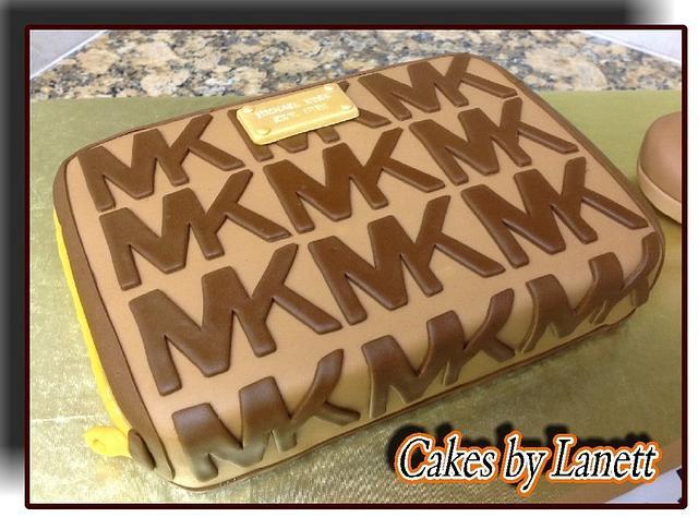 MK Wallet & Shoe